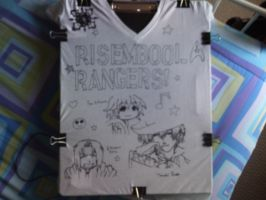 Risembool Rangers Characters and Other Logo by kmtvm123
