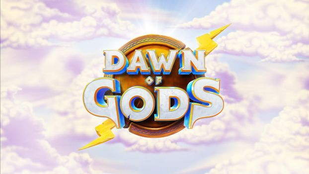Dawn of Gods Logo by Xiox231