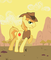 Cowboy Casanova by TickleMeFrosty