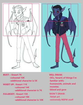Commissions are open!!! by adopts4dayz