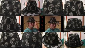 Vic's Hat on eBay by RhiaKolareny