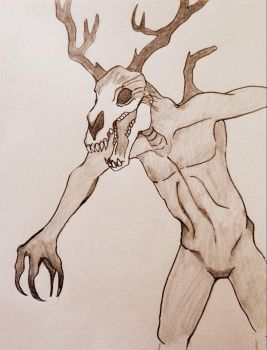 Jersey Devil by ZombieFritz