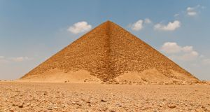 The Red Pyramid by francis1ari