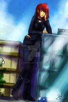 +C+ The Agent by LiniAriva