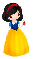 Snow White by pisces219320