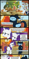 Nightmare Noon - Part 1 by Foxy-Noxy