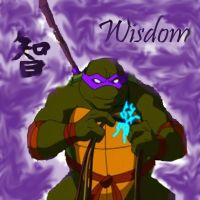 Donatello by ThisCatalystsPen