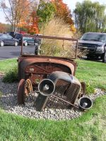 Lawn Ornament by TheMightyQuinn