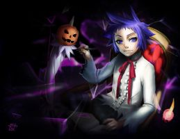 D. Gray-Man / Rhode, Lero! by LadyAtuna