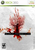Deadly Premonition Cover Redesign ver2 by whitneyc