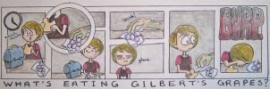 What's Eating Gilbert's Grapes by estranged-illusions