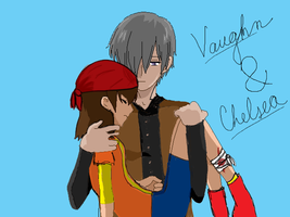 Is It Love- Vaughn and Chelsea by BCRocks711