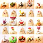 Miniature Food Rings by souzoucreations