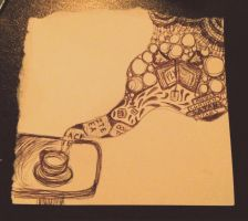 Tea and what it does for me by dmperaino