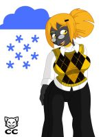 CnF Supporting Cast: Cora by CheshireCaterling