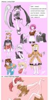 Sketch Dump Spring 2015 1 by ZOE-Productions