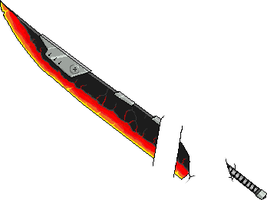Magma Blade Sprite by Iron-Fox