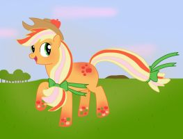 Rainbowfied Adventures - Applejack by 04StartyOnlineBC88