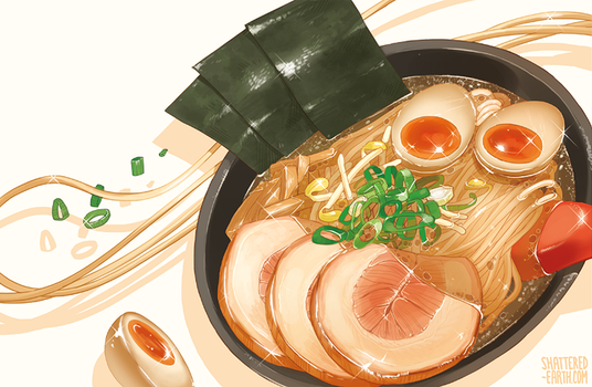 Ramen by Shattered-Earth