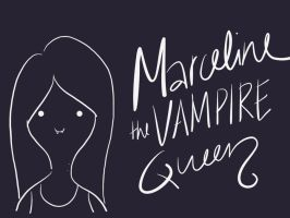 Marceline the Vampire Queen by j-eli-bean