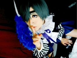 Ciel: Noahs Ark Circus by RiiCosplay