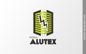 Alutex LOGO by blendix