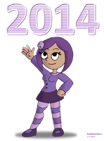 Happy New Year! by ScoBionicle99