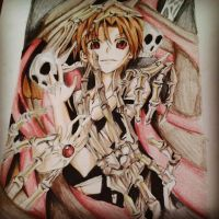 Teito Klein Drawing by boywhocried