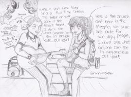 Springles: Part Time Lover and Full Time Friend by Girl-In-Disorder