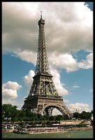 Paris by alfakroell