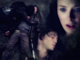 Richard and Kahlan - Tears by sundyse