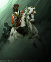 Undead Nightmare fanart! by RedPineapple1