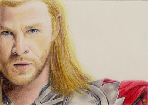 Thor by Alizee-P