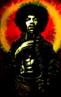 .hendrix by perfectlieflawed
