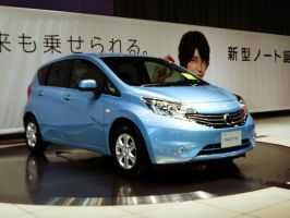 Nissan Note by sudro