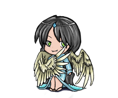 Request for Darkicemistress, ID Chibi by wraq