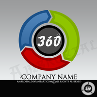360 Logo by Ambrozial