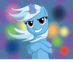 Trixie - Trixie Rising by MysteriousKaos