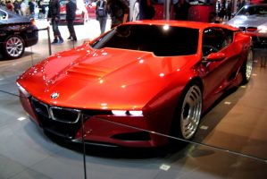 BMW M1 Homage Concept to LPAGAN by toyonda