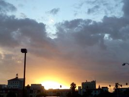 Pasadena Sunset by Sommore