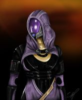 Tali by wasteofspace95