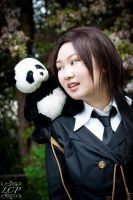 Hetalia: China and Panda 2 by LiquidCocaine-Photos