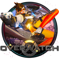 Overwatch Dock Icon by OutlawNinja