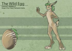 The Wild Egg by Ulario