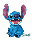 Stitch by woanling