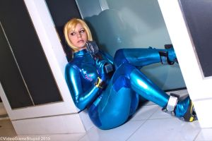 Katsucon 2015 - Zerosuit Samus(PS) 11 by VideoGameStupid