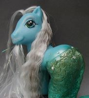 Merman pony 1 by Barkingmadd
