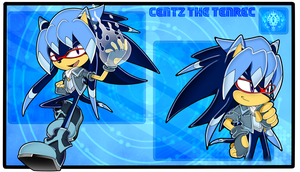 Centz the Tenrec by Artheyna