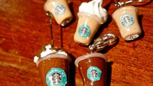.:LStarbucks Charms:. by chibidonut