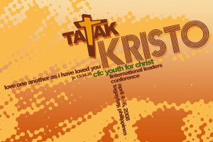 tatak Kristo conference kit by eggay